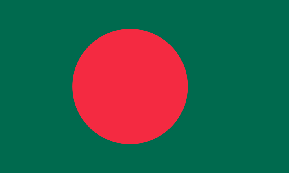 State flag of Bangladesh