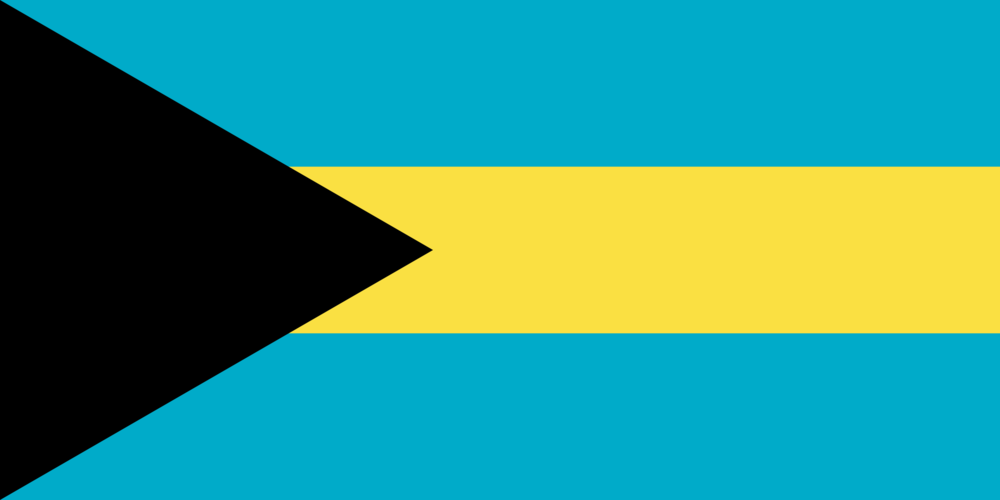 State flag of The bahamas