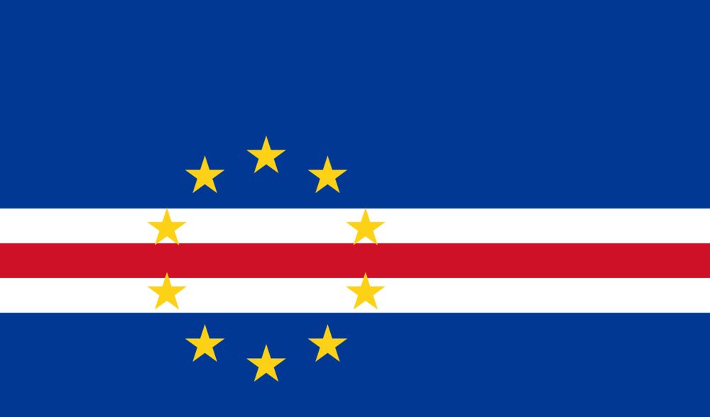 State flag of Cape Verde