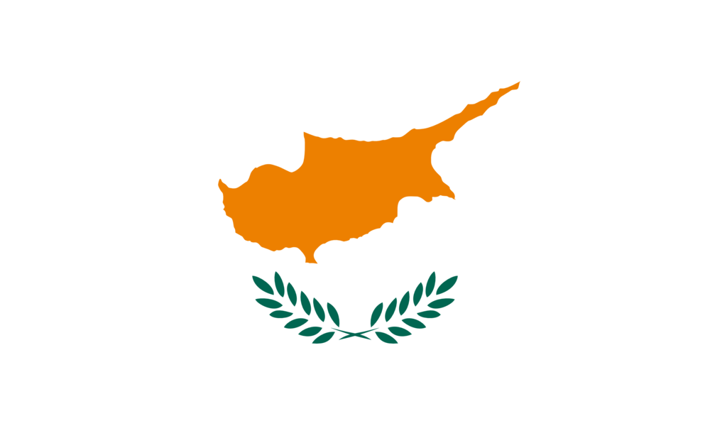 State flag of Cyprus