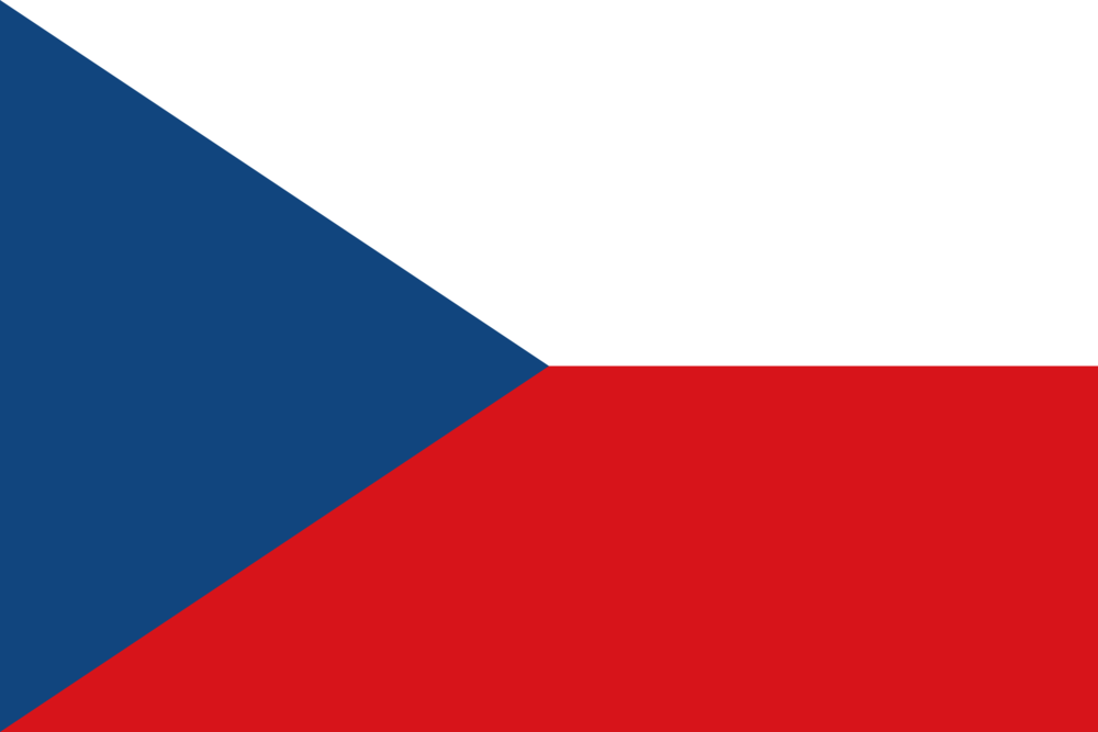 State flag of Czech