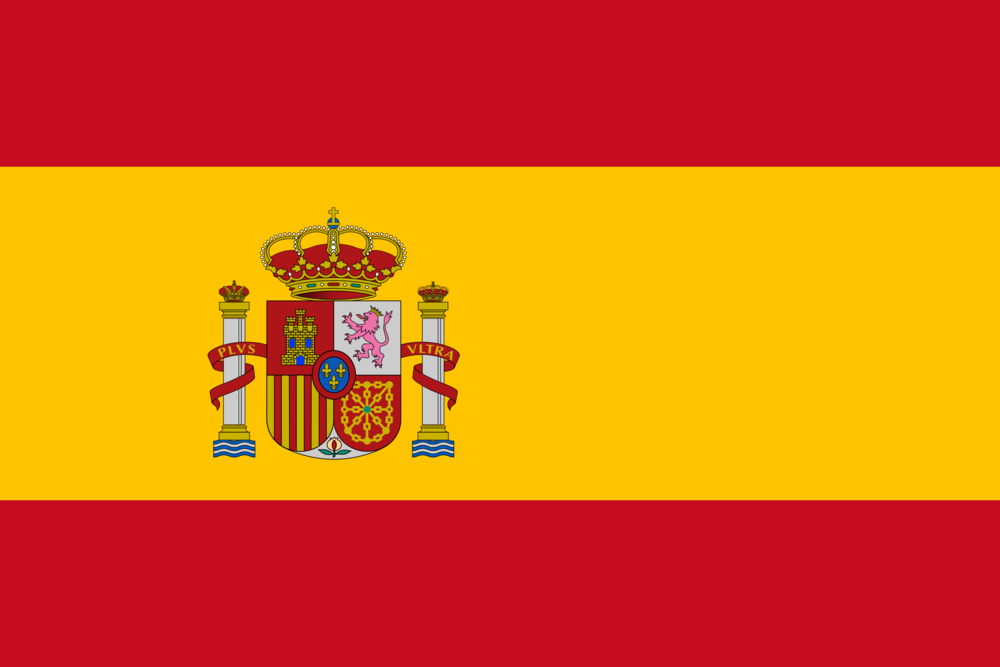 State flag of Spain