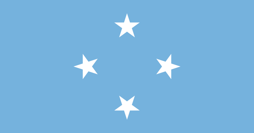 State flag of Micronesia