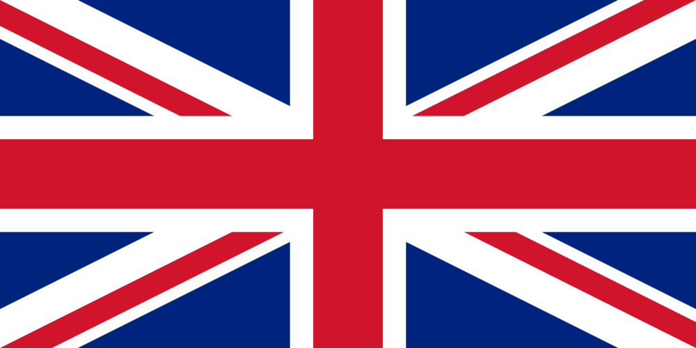 State flag of Great Britain