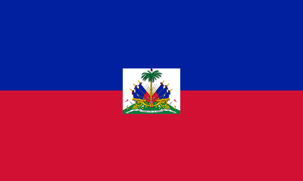 State flag of Haiti