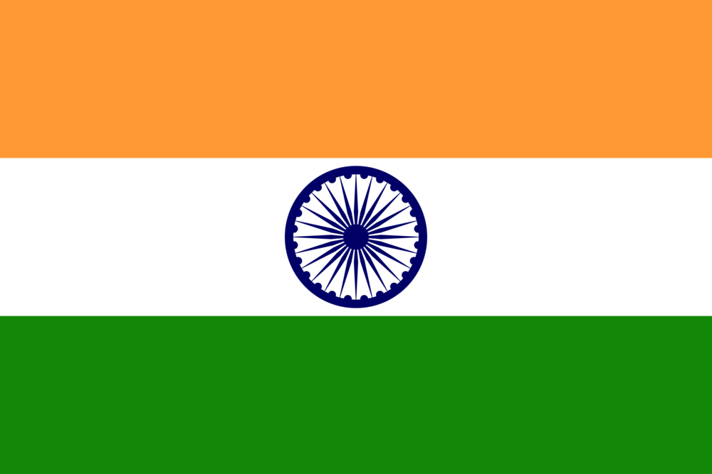 State flag of India