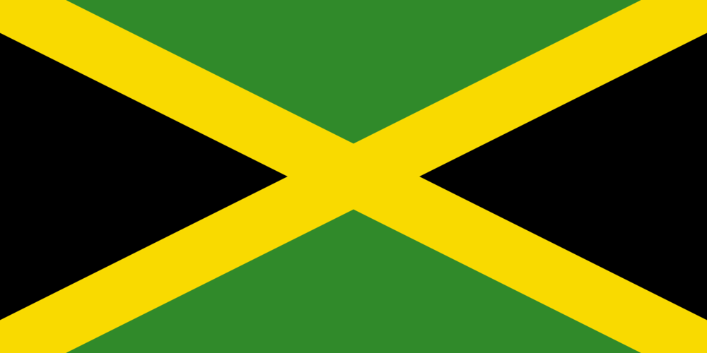 State flag of Jamaica