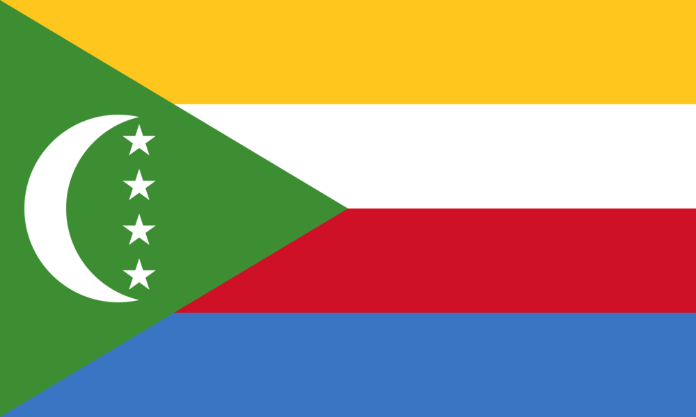 State flag of Comoros