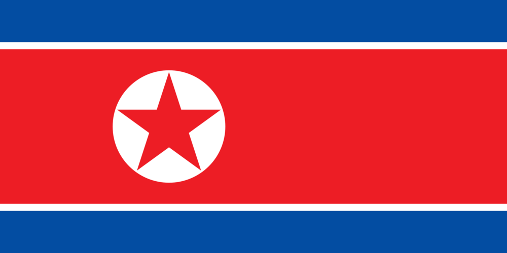 State flag of DPRK