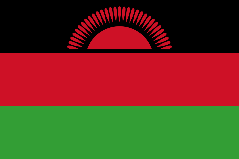 State flag of Malawi