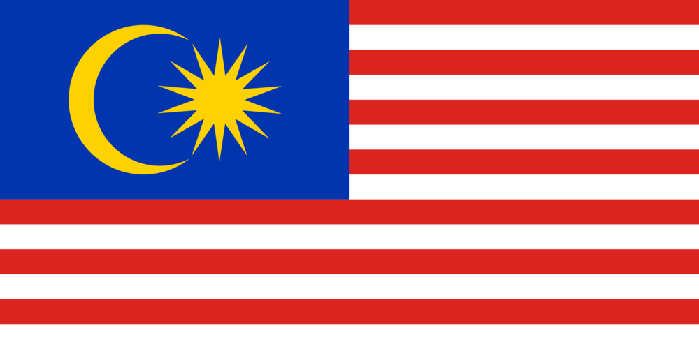 State flag of Malaysia