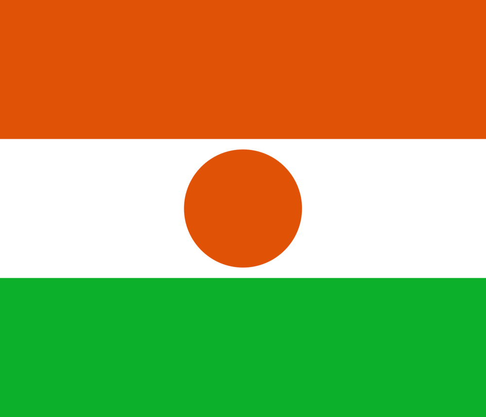 State flag of Niger