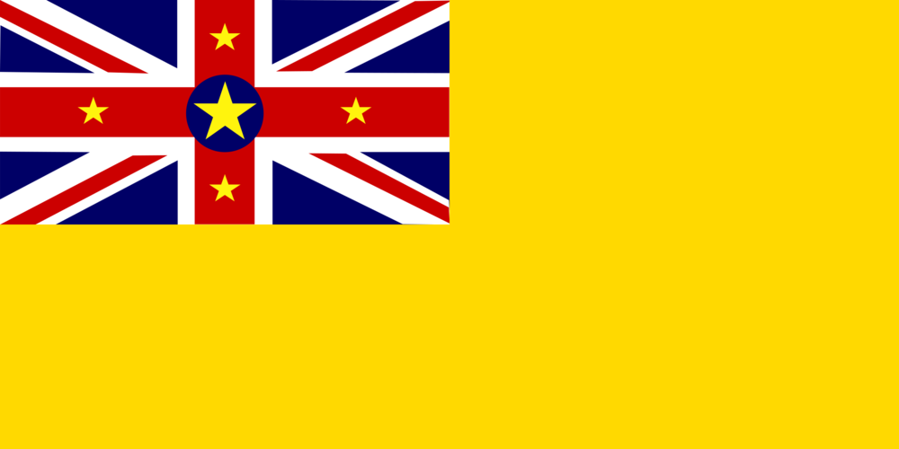 State flag of Niue