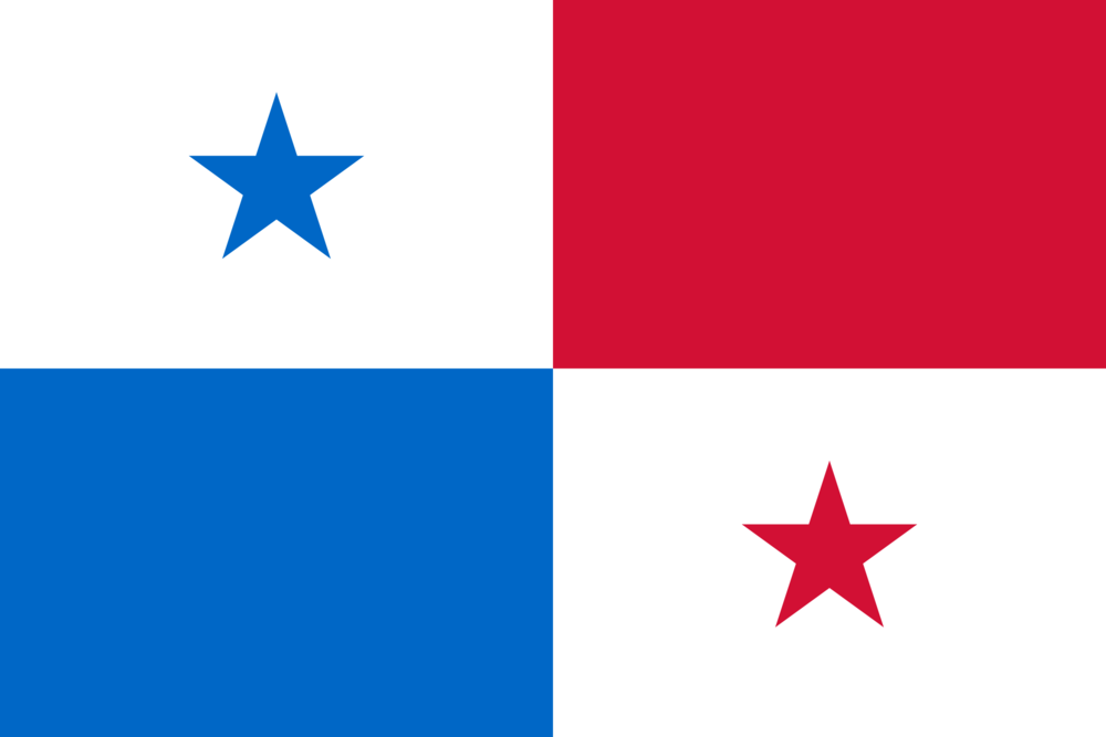State flag of Panama