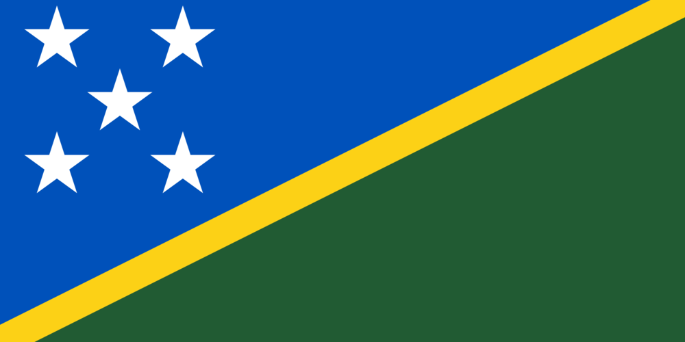 State flag of Solomon islands