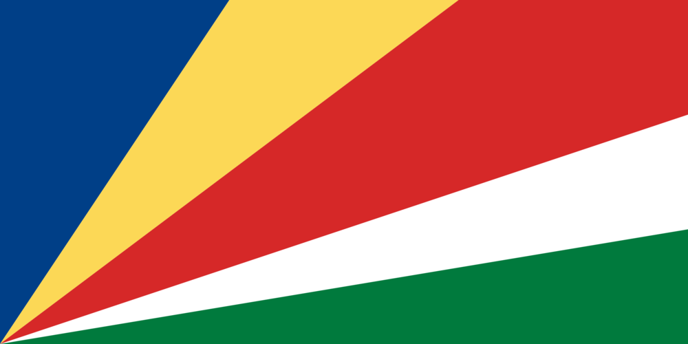 State flag of Seychelles