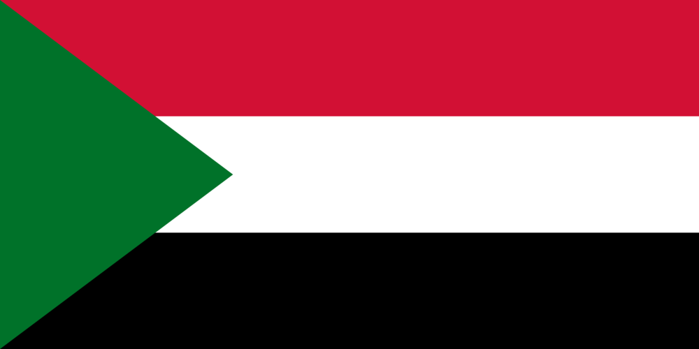 State flag of Sudan