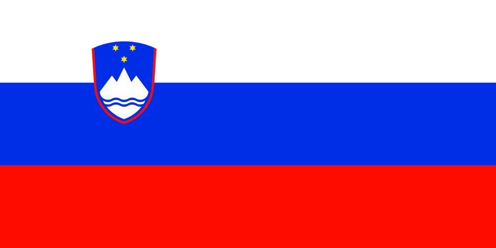 State flag of Slovenia