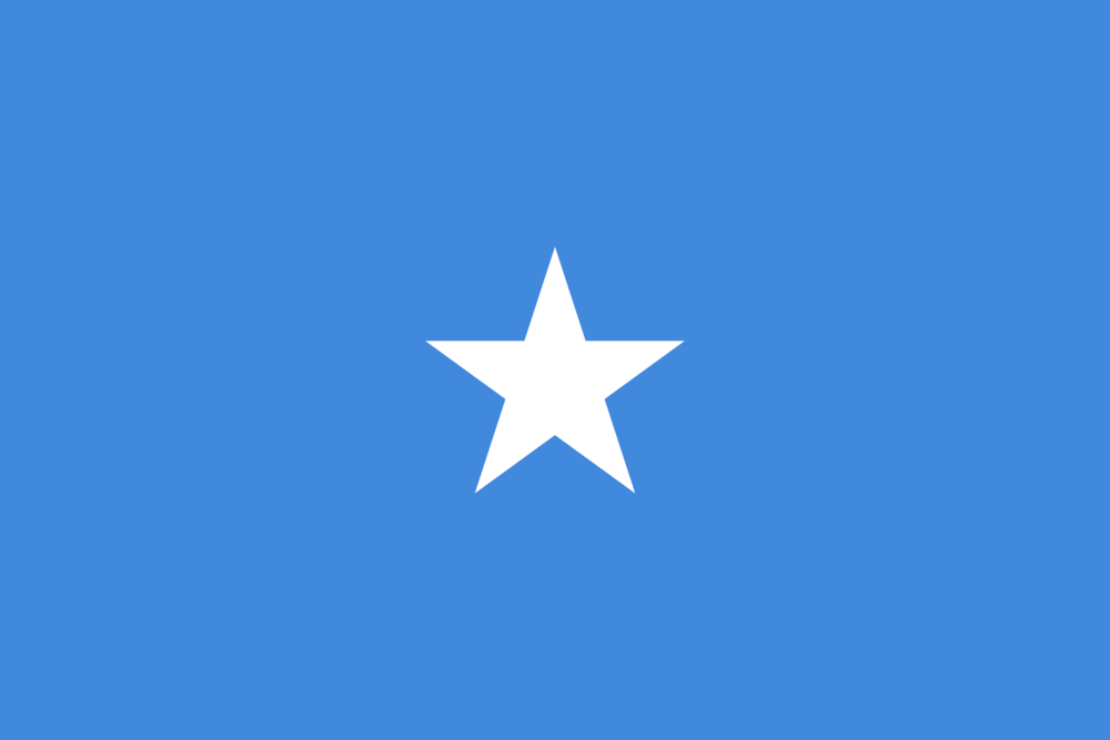 State flag of Somalia