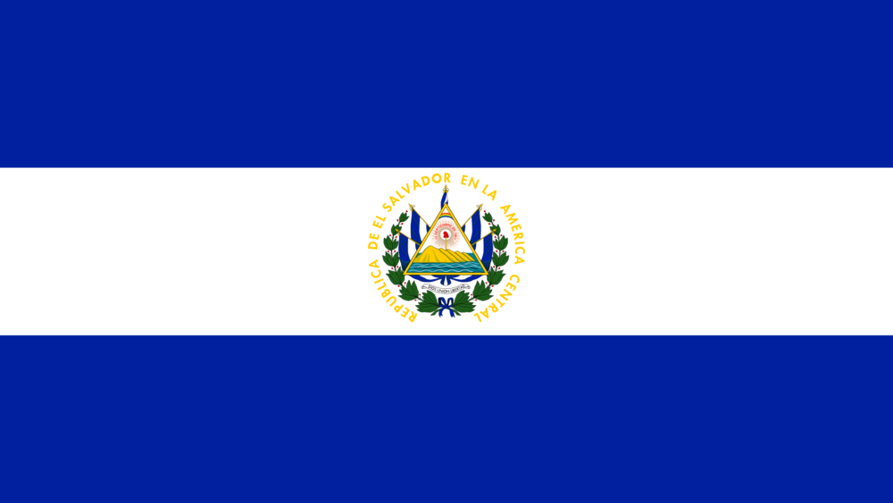 State flag of Salvador