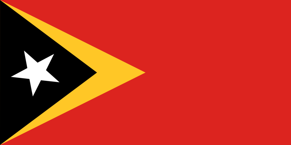 State flag of East Timor