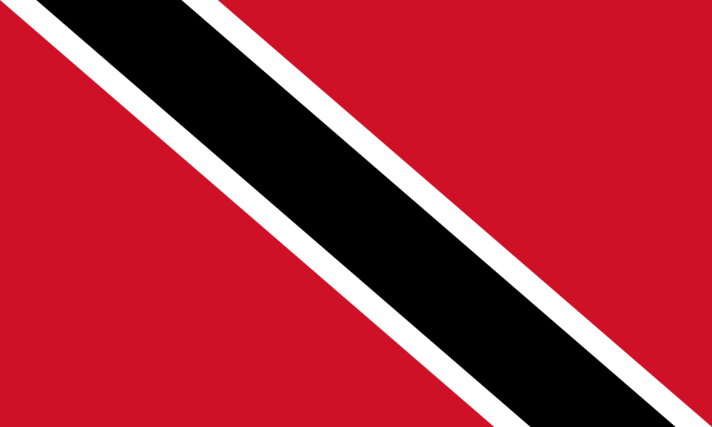 State flag of Trinidad and Tobago