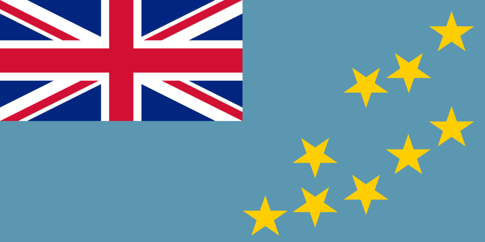 State flag of Tuvalu