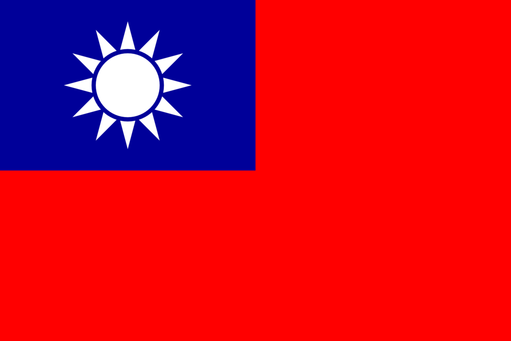 State flag of Taiwan