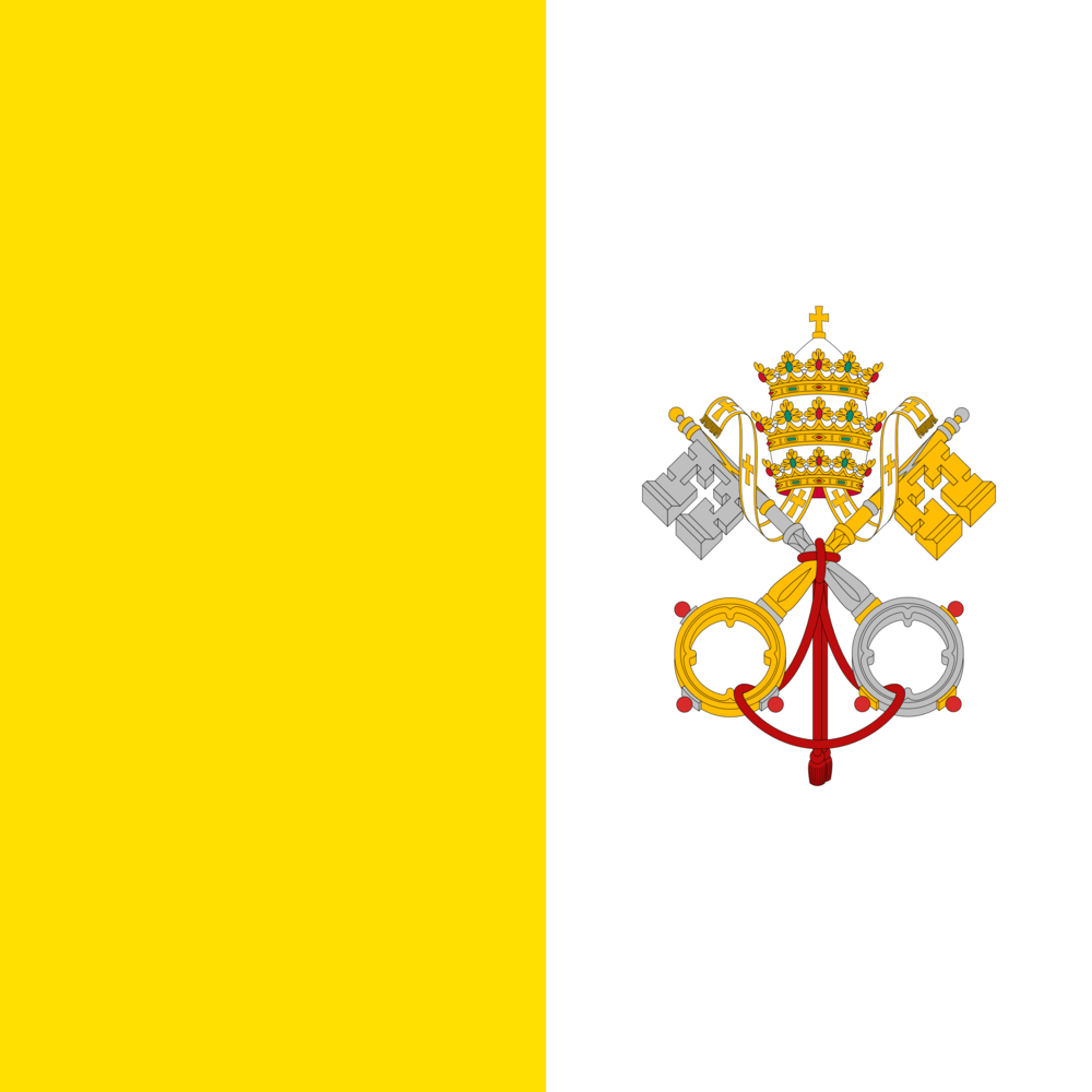 State flag of Vatican
