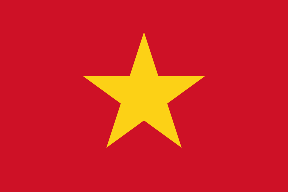 State flag of Vietnam