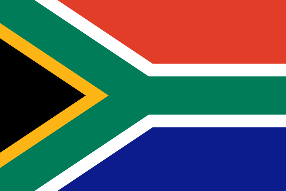 State flag of South Africa