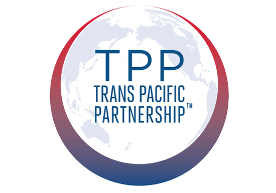 International organization TPP
